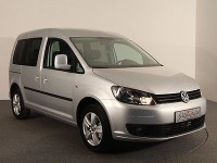 VW Caddy Life 1,9 TDI,  Klima